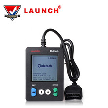 Promotion OBD2 Code Scanner Launch CODE TECH (V+) Code TECH And Achieves All functions Based on OBDII Standard Protocol In Stock