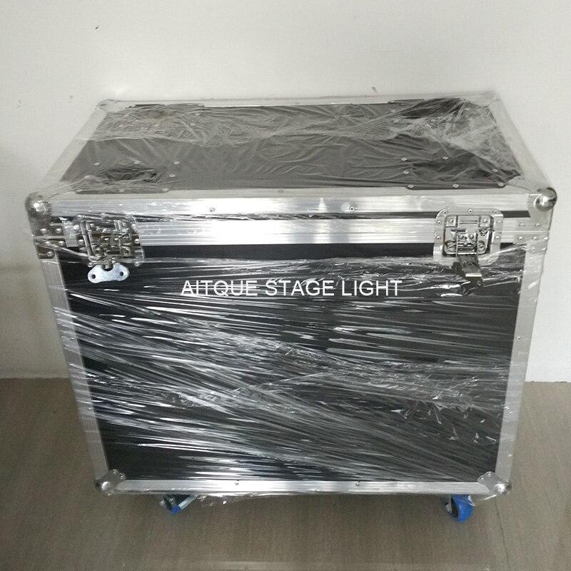 Moving head flight case