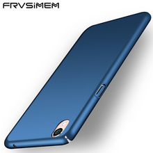 FRVSIMEM Slim Matte Full Body Coverage Hard Cover Phone Case For Sony Xperia Z5 Compact XZ Premium X Performance XA XA1 Ultra X