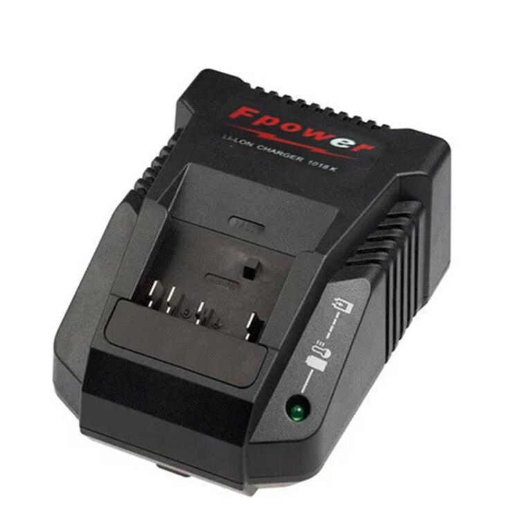 AL1018K Electrical Drill Li-ion Battery Charger For Bosch  AL1820CV 14.4V-18V Power Tool BAT607 BAT609 BAT610 AL1860 BC630<br><br>Aliexpress