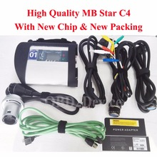 Function Well New MB Star C4 SD Connect Compact C4 with V2017.07 HDD Star C4 Xentry/DAS/Vediamo/EPC MB SD C4 with Gift BOX(China)
