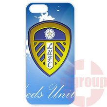 Accessories Pouches Leeds United For Apple iPhone 4 4S 5 5C SE 6 6S 7 7S Plus 4.7 5.5 iPod Touch 4 5 6