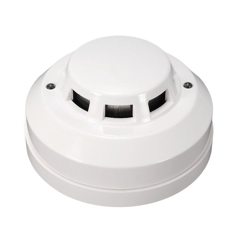 2 Wire DC24V Photoelectric Smoke Detector For Fire Alarm System 3