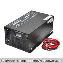 Top-quality! LCD Display Solar Inverter 3000W Off Grid Inverter 24V to 220V Inverters Pure Sine Wave Inversor