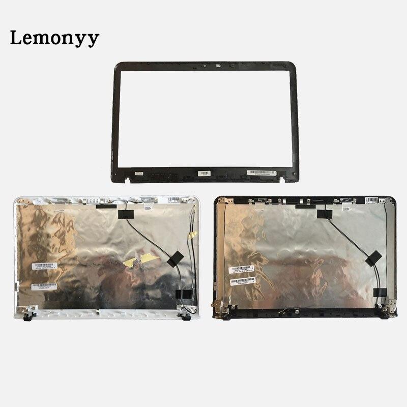 FOR Sony Vaio SVE151 SVE1511 SVE1512 SVE151G11M SVE151j13l SVE151J13M SVE1511SCC SVE151C11T Base TOP LCD Cover/LCD front Bezel<br>