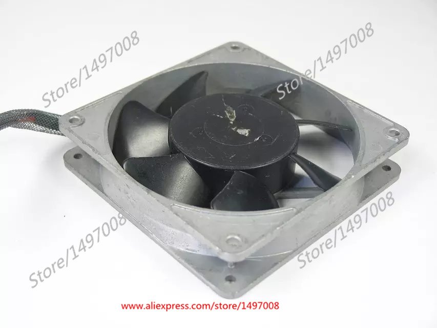 Emacro MDS1225-24M DC 24V 0.34A,  120mm 120x120x25mm Server Square  fan <br>