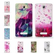 Buy Silicon Case Lenovo A2010 Cover A2860 A2580 3D Relief Painted Back Soft TPU Phone Case Lenovo A2860 2010 Cover Coque for $1.59 in AliExpress store