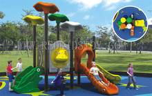 Exported to Maldives Imported LLDPE Nontaxic Safety Children Playground HZ-6426B