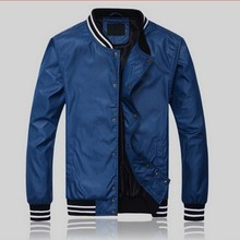 man jakets 2017 new jacket men Casual jacket jacket mens hoodies and sweatshirts Plus Size 3xl outwear jackets coats(China)
