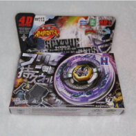 4D hot sale beyblade 1pcs Beyblade Metal Fusion 4D set SCYTHE KRONUS T125EDS BB113 kids game toys beyblade metal masters childre
