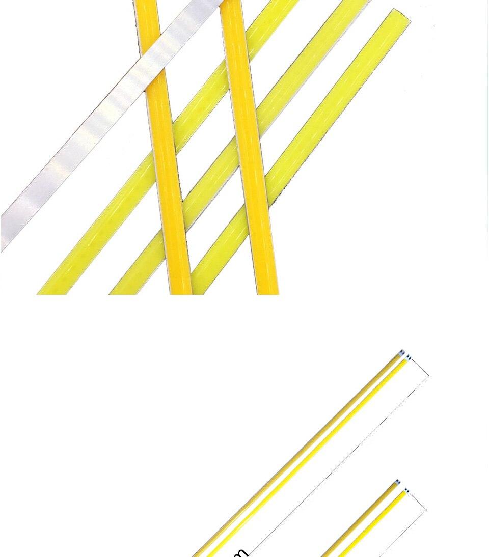 dc 12v 10w 20w 60cm 40cm 30cm 20cm cob led strip car light (3)