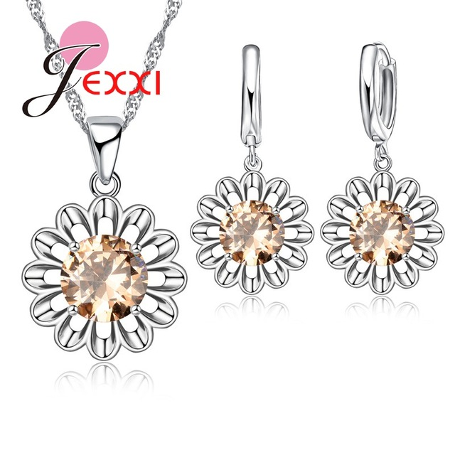 JEXXI-Rpmanic-Jewelry-Sets-Sunflower-Silver-Color-Jewelry-For-Women-Wedding-Earrings-Chain-Necklace-Pendant-Set.jpg_640x640 (1)