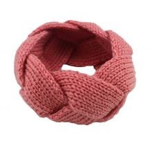 Crochet Twist Knitted Headband Winter Warmer Headbands for Women Clothing Accessories Head Band(China)