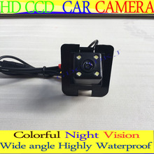 CCD Car Rear view Reverse backup Camera for Mercedes Benz W204 W212 W221 S Class Parking line Night vision(China)