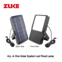 Multifunctional Portable Solar Lighting System Led Lamp Home Emergency Nightlight Detachable 16LEDs Solar Led Light Set(China)
