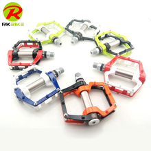 CNC Aluminum Alloy 3 Bearing Folding bicycle pedal Mountain bike pedal mtb High speed high quality foot pedal D3006JT