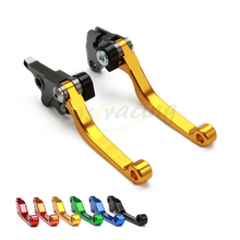 Buy CNC Motorcycle Billet Foldable Pivot Clutch & Brake Lever SUZUKI RMX250S 97-98 Dirt Bike OFF Road for $13.50 in AliExpress store