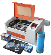 Desktop mini Cnc Laser Engraving Machine Cheaper price  Laser Engraver CO2 laser cutter 4030/3040