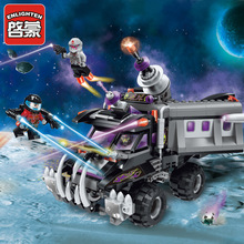 Enlighten building blocks lepin star wars cannon armored truck model 369pcs toys for children Educational Compatible bricks