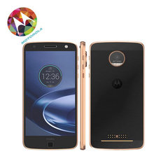 Original New Motorola MOTO Z XT1650-05 LTE Phone Snapdragon820 Quad Core 4G 64G 5.5'' 2560*1440P 2K AMOLED 13MP NFC Fingerprint(China)