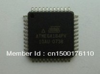 FREE SHIPPING 10pcs/lot ATMEGA165PV-10AU Atmel 8-bit AVR MCU Microcontrollers MCU In-System Programmable Flash(China)