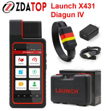 2017 New Launch X431 Diagun IV Powerful Diagnostic Tool Free online Update X-431 Diagun IV Multi-language Diagun IV Code Scanner