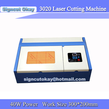 Laser Cutter Machine 3020/2030 portable  Laser Engraver For Plywood/Wood/Leather/Acrylic No tax to Russia with CE Certificated