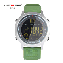 Buy Smart Watch Sports Watch Jersa EX18 Waterproof Bluetooth Watch Ios Android Long Standby Step Reminder Remote Camera Social for $23.99 in AliExpress store