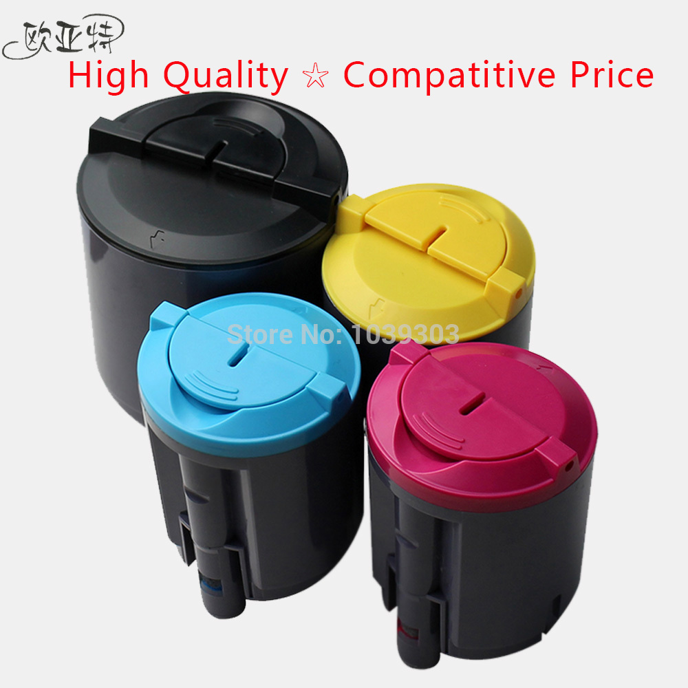 4PK Compatible For Samsung Clp-300 Toner Cartridge Toner CLP300 Clx-2160 Clx-3160 Clp-300n Clx-2160n Clx-3160fn Toner Cartridge