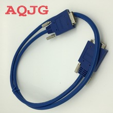 High Quality 3FT Length Router Cable CAB-SS-2626X DTE/DCE Smart Serial cable for Cisco Router AQJG