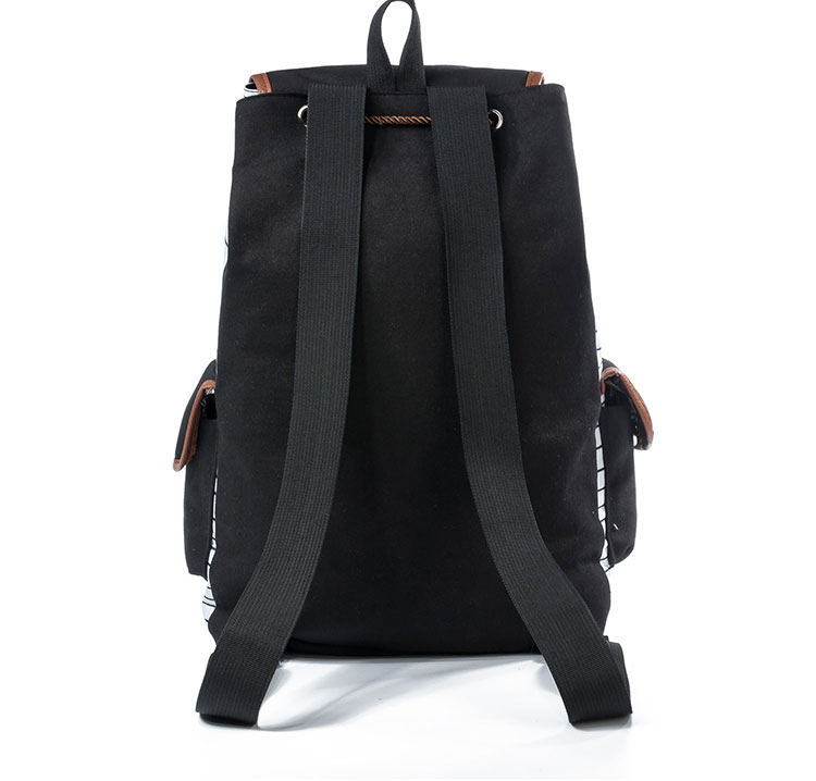 Runningtiger 3D Unicorn Printed Women Backpack Casual School Bags ... 048dd646f6c80