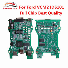 DHL Free For Ford VCM Professional Diagnostic Tool For Ford VCMII IDS101 Work For Mazda For Ford VCM2 Best Quality Diagnose Tool