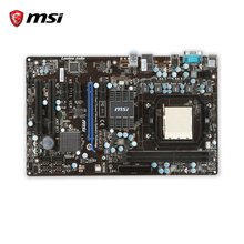 MSI 870-SG45 V2 Original Used Desktop Motherboard AMD 770 Socket AM3  DDR3 8G SATA2 USB2.0 ATX