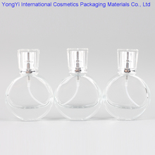 YB-40 High Quality 1Pcs 25ml Crystal Glass Perfume Bottle, High-end Air Grade Spray Bottle Free Shipping(China)