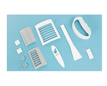 Decorative plastic parts set 3 for Freewing F-16C fighting falcon rc jet airplane F16 90mm edf