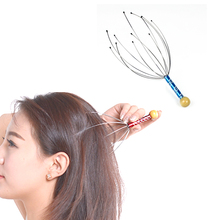 Head massager Scalp Massage claw Scratching device Mini Relaxed health product nice gift