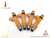 Fuel injector  for SUZUKI IGNIS LIANA SUBARU JUSTY 297500-0120~15710-86G00 good quality 297500 0120~15710 86G00