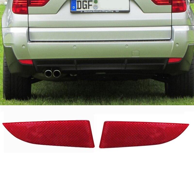 Rear Bumper Left Reflector Light for BMW E83 X3 2007-2010 63147162217