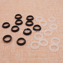 20PCS PDC Rubber Ring For GM Chrysler Peugeot BMW Buick Parking Sensor Bumper Object Sensor 9663821577 66209196705 25961317 etc