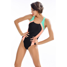 2017 New Professional One Piece Swimsuit Women Sport Sexy Backless Swimwear Bodysuits Swimsuits Bathing Suits Racer Back Wear
