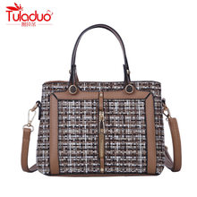 High Quality Wool Bags Women Handbags Famous Tote Bag Brand Ladies  Messenger Bags Fashion Large Capacity d0a8a2c15a27f