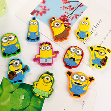 1 Piece FOURETAW Creative Cartoon Cute Minions Party Holiday Decoration Supplies Kid DIY Favor Gift
