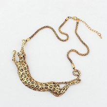 2016 Fashion Bohemian Style Pattern Necklace christmas jewelry best friends pendant women accessories