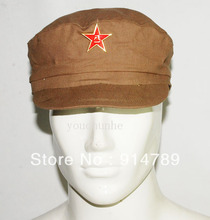 CHINESE ARMY MILITARY OFFICER TYPE 50 COTTON HAT CAP M-31841