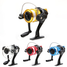 Fishing Accessories High Speed G-Ratio 5.2:1 Bait Folding Rocker Spinning Fishing Reels With Line
