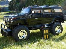 1:6 scale 9CH remote control rc suv cars Hummer off-road vehicle model car Large size:70*33*37cm(China)