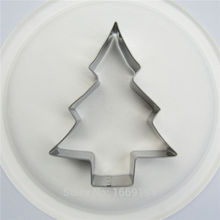 Christmas Cake Cookie Biscuit Baking Molds,Big Christmas Tree Shaped Cake Decorating Fondant Cutters Tools,Direct Selling