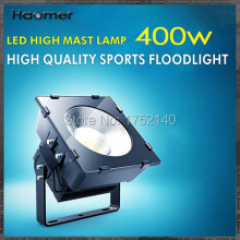 LED flood light High Mast Lamp 400w for sports golf Stadium , heat dissipation technology, outdoor light IP 65, 3 years warranty