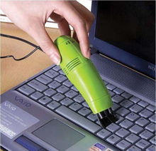 New Phone Use Keyboard Cleaner Cleaning Attachments Real Mini New Usb Vacuum Cleaner Designed for Cleaning Computer Keyboard(China)