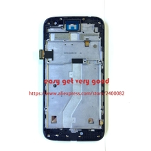 "5.0"" Original LCD Screen for Motorola G4 Play LCD Display With Touch Screen Digitizer Assembly With Frame"